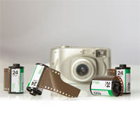 35mm Film for Cameras (4pk--24exposures)