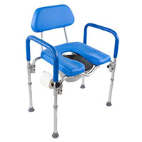 3-in-1 Commode Chair