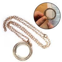 5X Magnifying Necklace