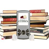 Audiobook Library with MP3 Player