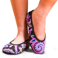 Women's Barefoot Ballet Slippers
