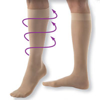 UltraSheer 8-15mmHg Mild Knee Highs