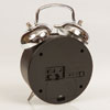 Atomic Twin Bell Alarm Clock