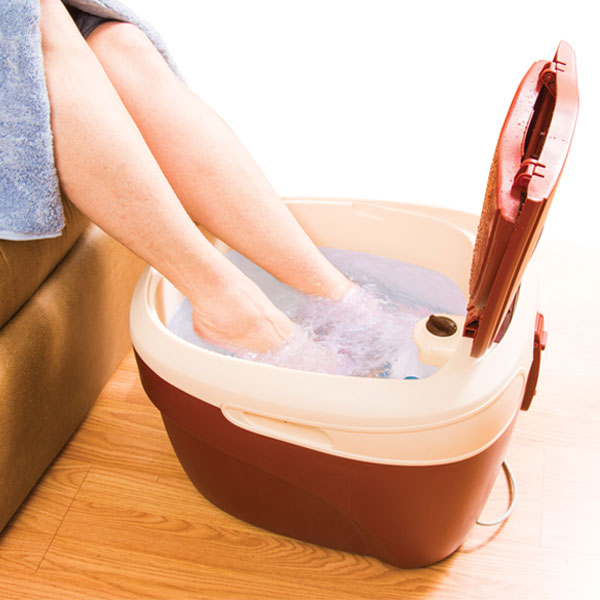 HydroTherapy Foot and Calf Water Massager