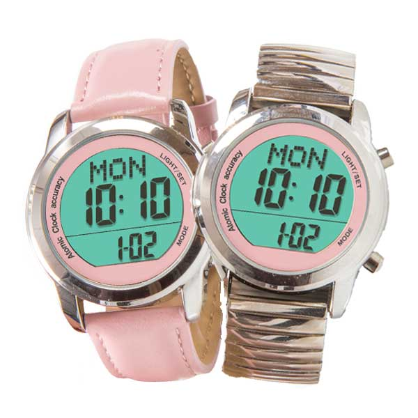 Add To Cart Womens Atomic Digital Watch