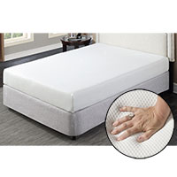 Cool Sleep Memory Foam Plush Mattress