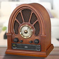 Dome CD Radio