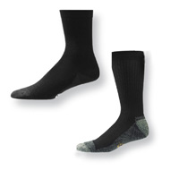 Men's and Women's Dress Copper Sole™ Socks