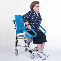 EZ-up Care Chair