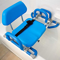 EZ Transfer Bath Chair