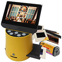 Film-to-Digital Converter