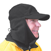Fleece Hat with Neck and Ear Cover