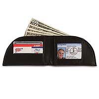 Our front-pocket wallet is a great gift for Dad