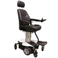 Just My Height Power Chair