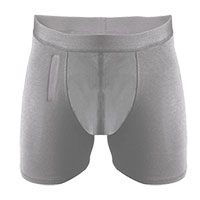 Men's Washable Absorbent Briefs