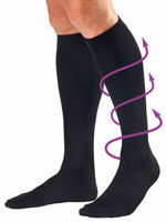 Men's Compression Knee High Socks