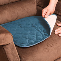 Stain/Moisture-Resistant Chair Protector Pads