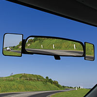 Rearview Blind Spot Extenders - Set of 2