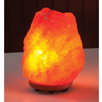Air-Purifying Salt Lamp