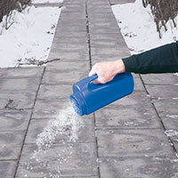 Outdoor Salt Spreader