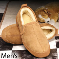 A unique gift for Mom - Sheepskin Slippers