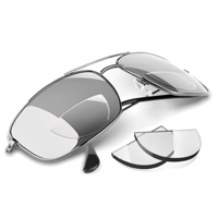 Stick-On Reading Lenses