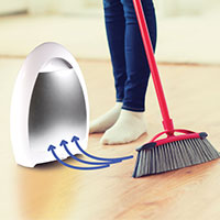 Sweep Easy Vacuum