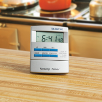 Talking Timer Clock