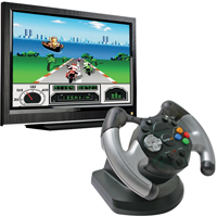 Turbo Wheel Racing Game