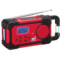 Unstoppable Weather Radio