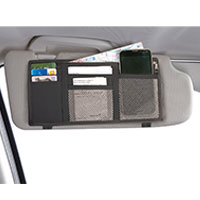 Car Visor Storage Pouch