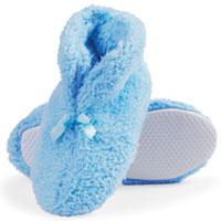 No-Slip Warming Slippers
