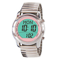 Women's Atomic Digital Watch