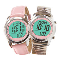 Womens Atomic Digital Watch