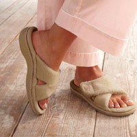 Women's Orthotic Slippers