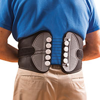 Adjustable Back Compression