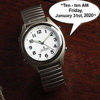 Atomic Talking Watch Expansion