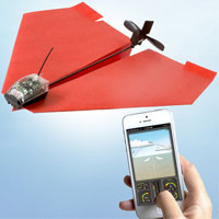 Bluetooth Electric Paper Airplane Kit