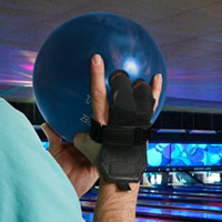 Good Grip Bowling Glove
