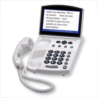 Captioning Telephone