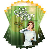 "The Carol Burnett Show (6-DVD set):  ""This Time Together"""