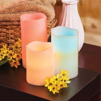 LED Color Changing Candles