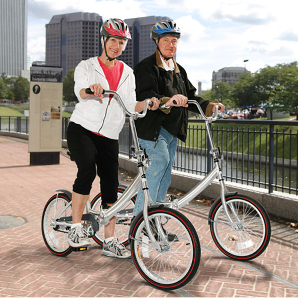 Comfort Bikes For Seniors bike for Active Seniors