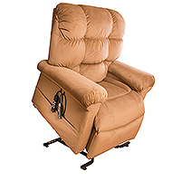 Perfect Sleep Chair<sup>&reg;</sup> - DuraLux II Microfiber