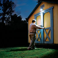 Unique Gift Ideas - Outdoor Motion LED Light