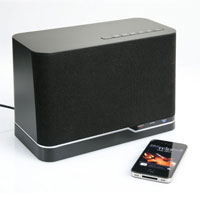 Wireless Audio System for i-Products (iPad®, iPhone®, iPod® Touch, iTunes)