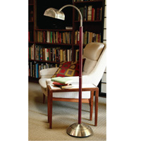 A unique gift for Dad - Market Street Floor Lamp