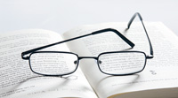 Men's High-Powered Reading Glasses
