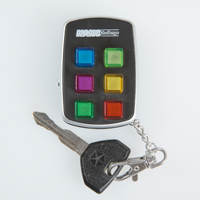 Nano Challenge Game on Keychain