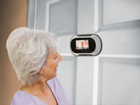 A unique Family Gift Idea - Peephole Viewer